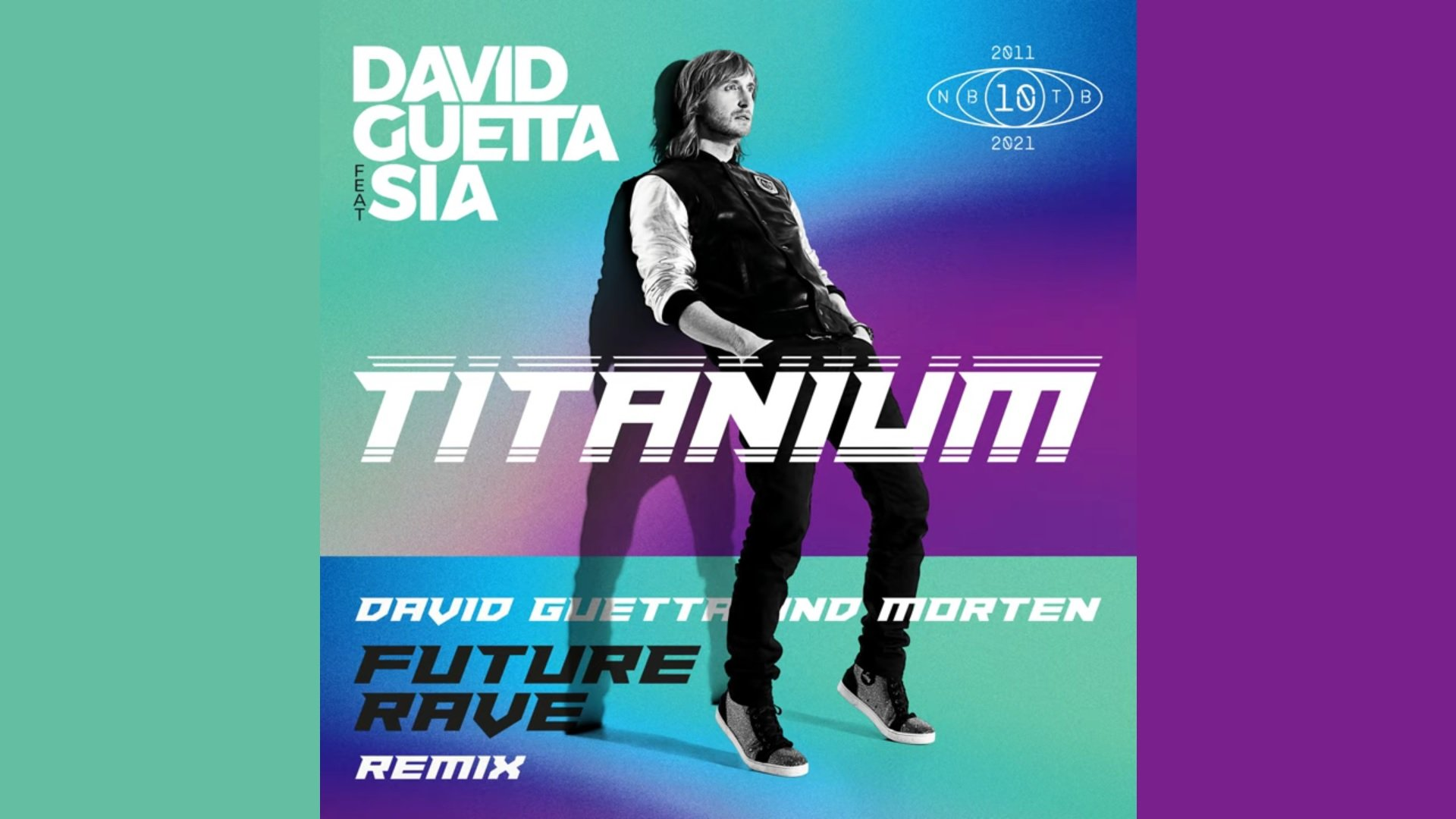 David Guetta ft Sia - TITANIUM 2021 - David Guetta & MORTEN Future Rave Remix 2021