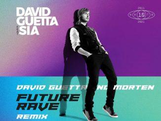 David Guetta ft Sia Titanium David Guetta MORTEN Future Rave Remix