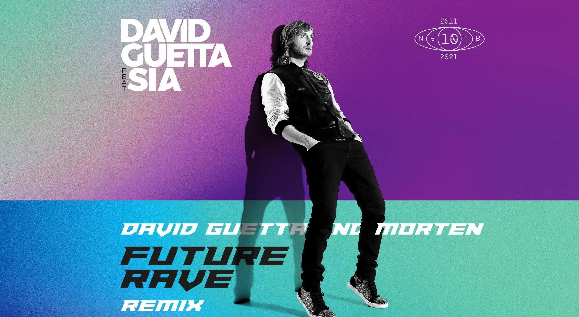 David Guetta ft Sia Titanium David Guetta MORTEN Future Rave
