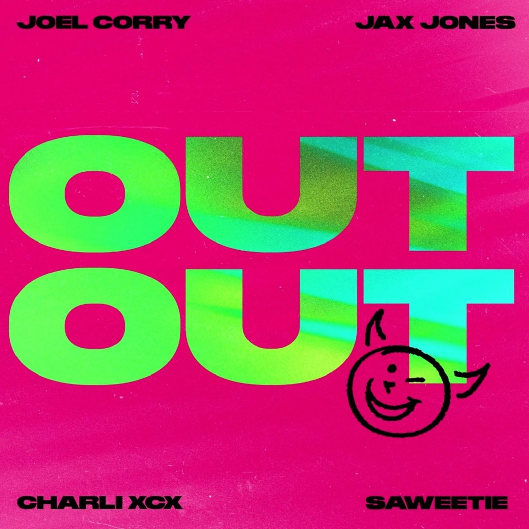 Joel Corry x Jax Jones OUT OUT