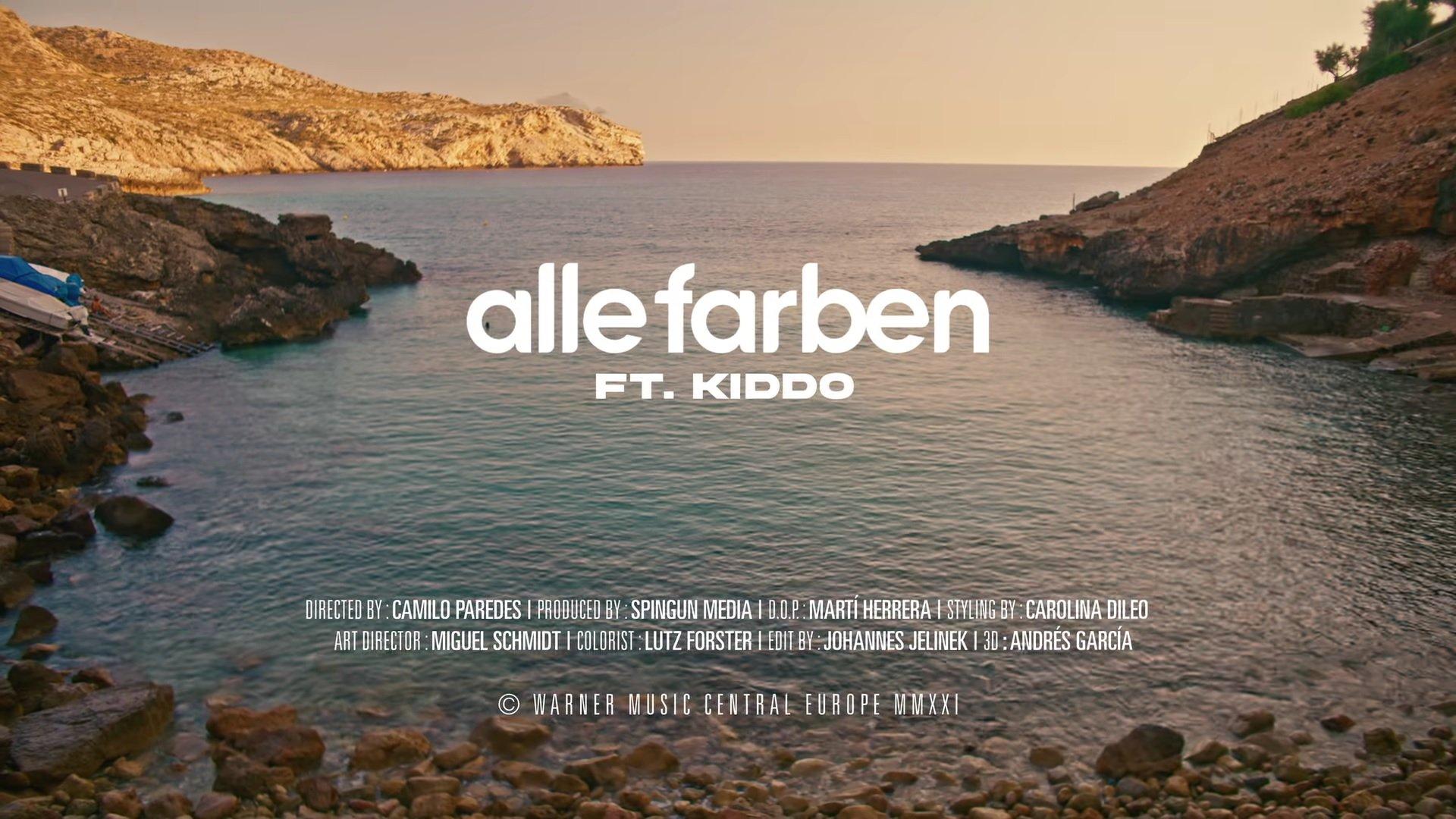 ALLE FARBEN Alright feat. KIDDO