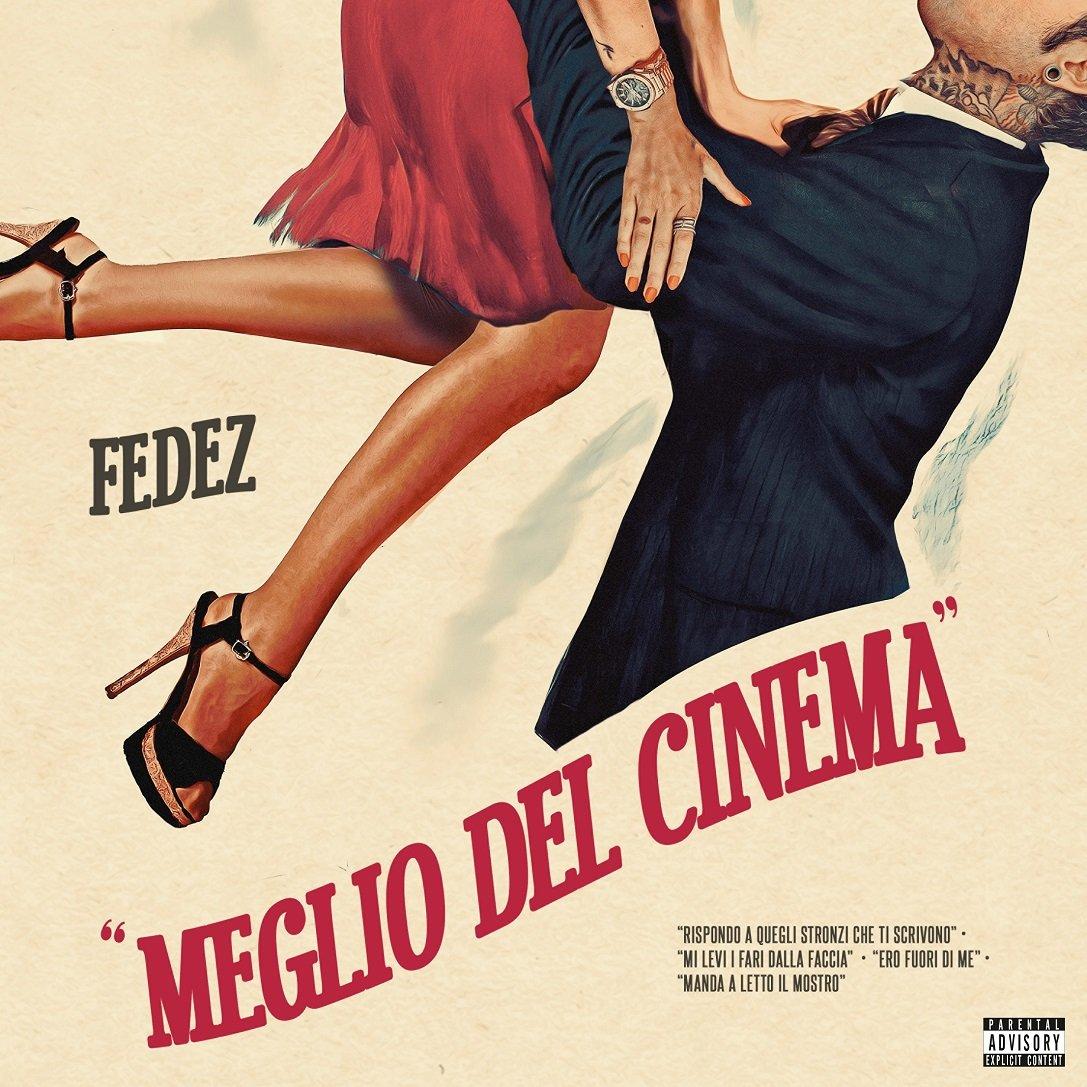 Fedez MEGLIO DEL CINEMA