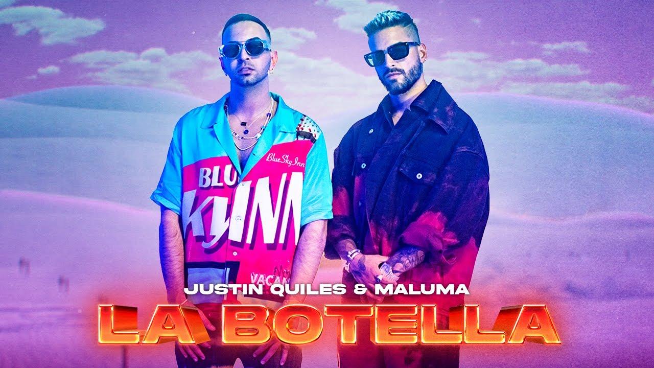 Justin Quiles Maluma La Botella