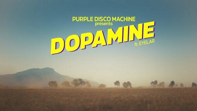 Purple Disco Machine Dopamine