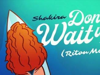 Shakira Dont Wait Up Riton Mix