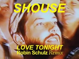 Shouse Love Tonight Robin Schulz Remix