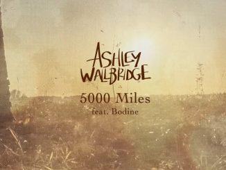 Ashley Wallbridge 5000 Miles 1