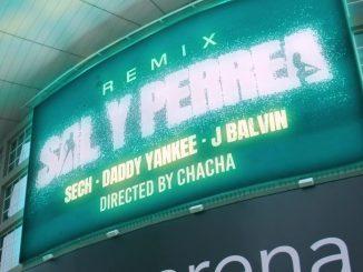 Sech Daddy Yankee J Balvin Sal y Perrea Remix 1