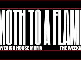 Swedish House Mafia The Weeknd Moth To A Flame